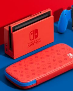 Nintendo announces new Mario Limited Edition Switch Console