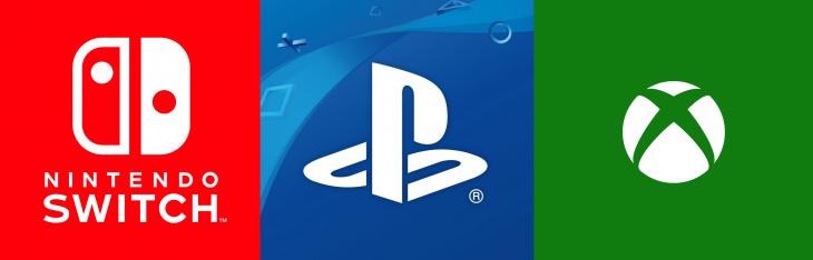 Nintendo - PlayStation - Xbox