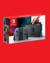 Nintendo Switch top-selling console in the US in October 2017