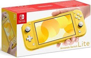 Nintendo Switch Lite - Yellow - Reveal