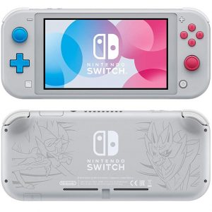 Nintendo Switch Lite – Zacian and Zamazenta Edition