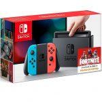 Nintendo Switch - Neon Red-Neon Blue