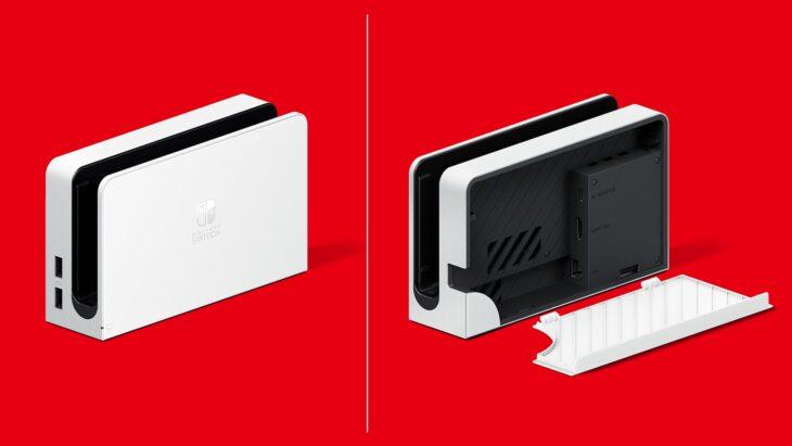 Nintendo Switch OLED console - Dock
