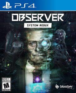 Observer System Redux - PS4