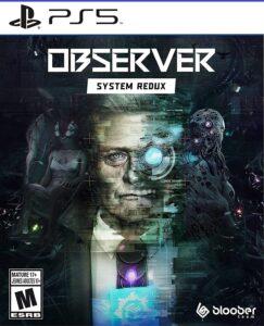Observer System Redux - PS5