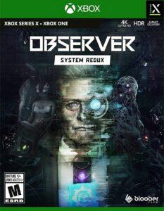 Observer System Redux - Xbox