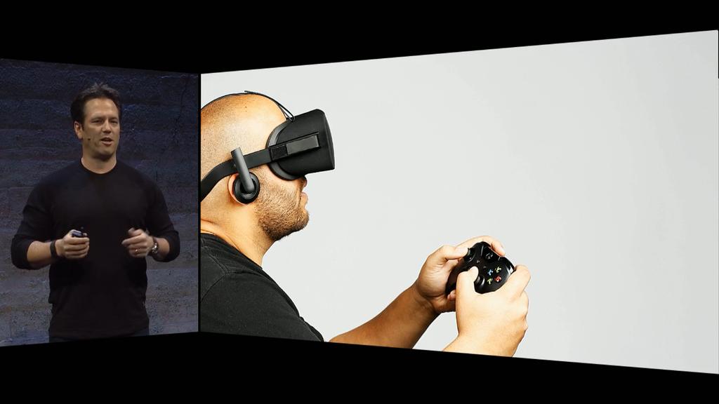Oculus Microsoft