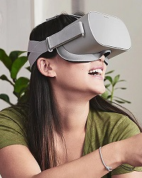 Oculus reveal a standalone virtual reality headset