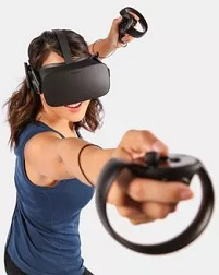 The price for Oculus Rift including Touch drops to $399