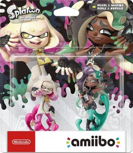 Off the Hook Set amiibo - Pearl and Marina - Splatoon Collection
