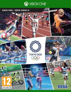 Olympic Games Tokyo 2020 The Official Video Game - Xbox One
