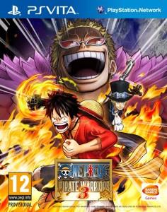 One Piece Pirate Warriors 3 - Vita