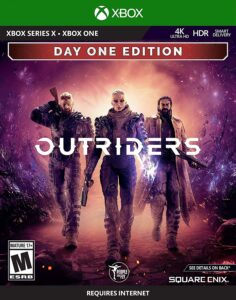 Outriders - Day One Edition - US - Xbox One