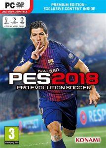 PES 2018 - Premium - PC