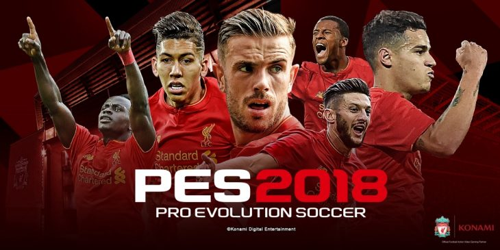 PES 2018 is on Top in Japan - WholesGame