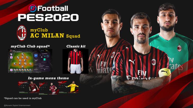 PES - AC Milan