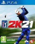 PGA Tour 2K21 - PS4