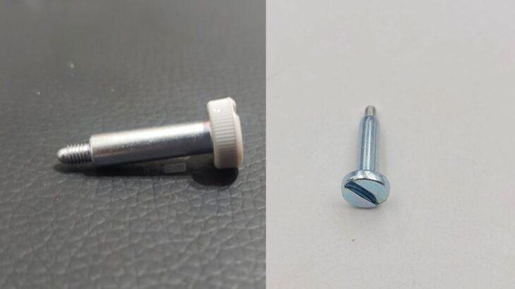 PS5 screws