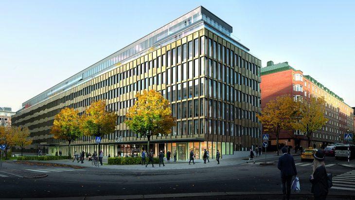 Paradox Interactive - Building - Sweden