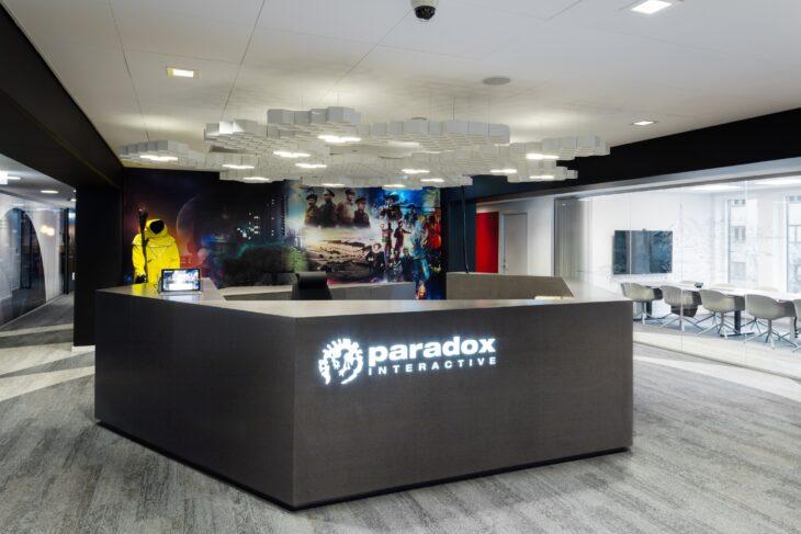 Paradox Interactive Office