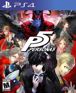 1.5 million copies of Persona 5 sold worldwide