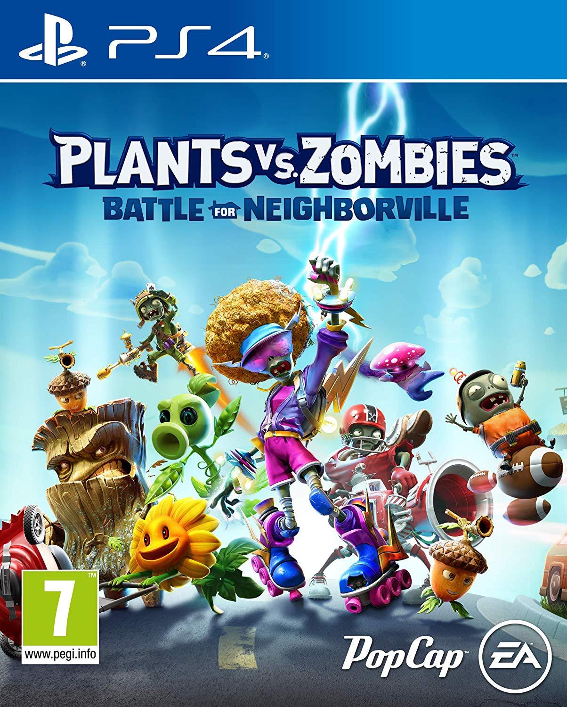 Plants Vs Zombies Battle For Neighborville - PS4