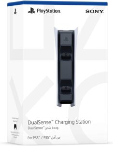 PlayStation 5 DualSense Charging Station - Box