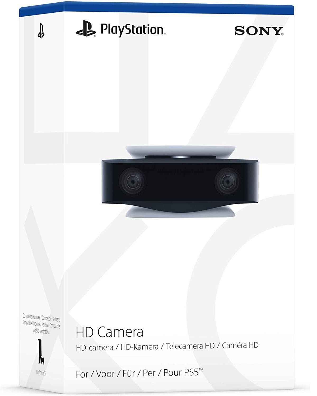 PlayStation 5 HD Camera - Box