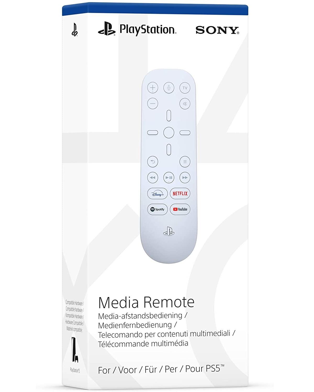 PlayStation 5 Media Remote - Box