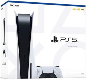 PlayStation 5 console - Box - US