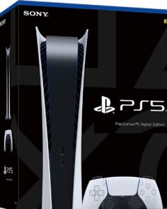 New, lighter PS5 model uncovered