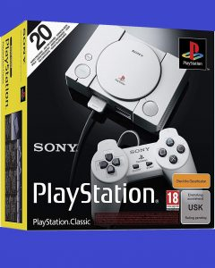 Full lineup of games for PlayStation Classic revealed