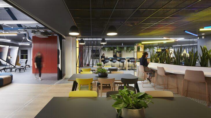 Playdemic - office