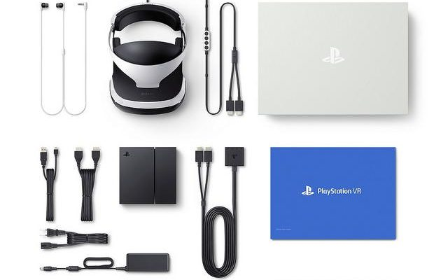 Playstation VR - Content
