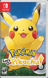 Pokémon Let's Go, Pikachu! - reveal