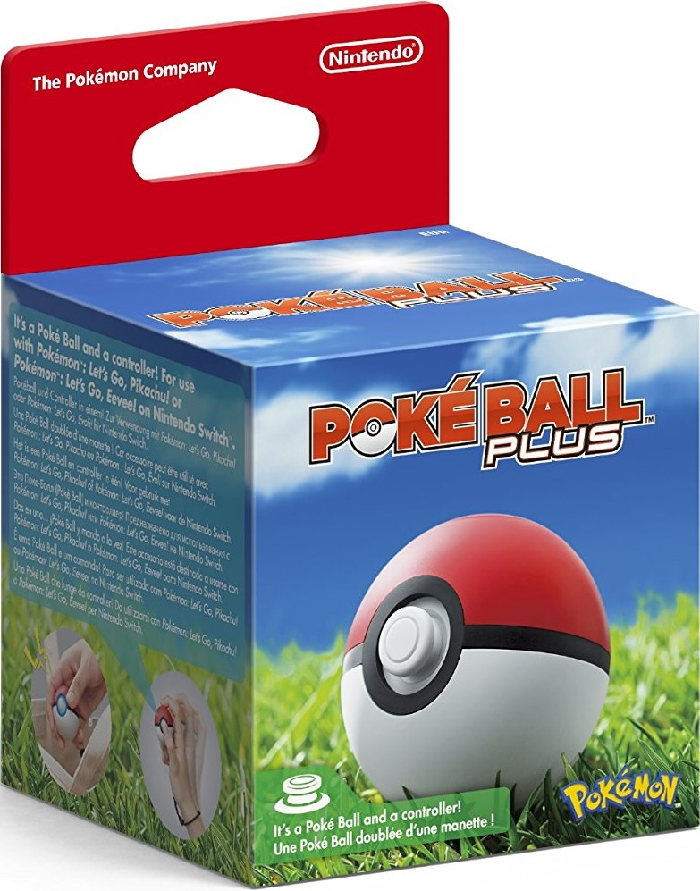 Pokeball Plus - Switch