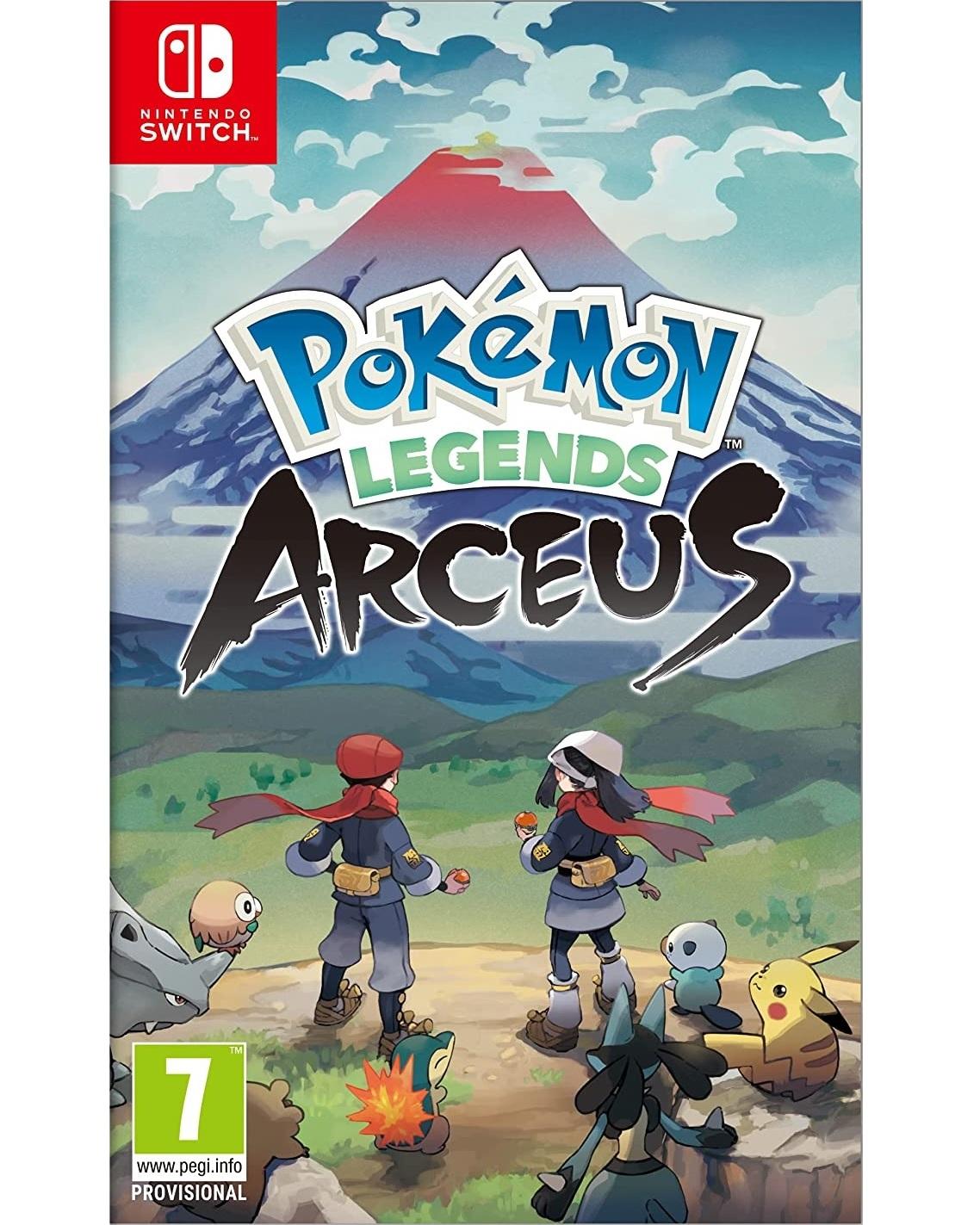Pokemon Legends Arceus - Switch