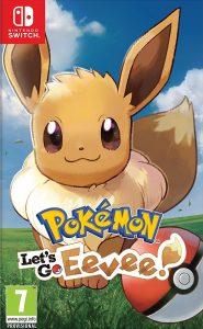 Pokemon Let's Go! Eevee! - Switch