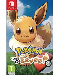 Pokemon: Let's Go! Eevee!