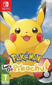Pokemon Let's Go! Pikachu! - Switch
