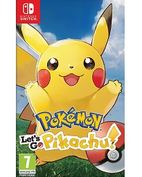 Pokemon Let's Go! Pikachu! - Switch