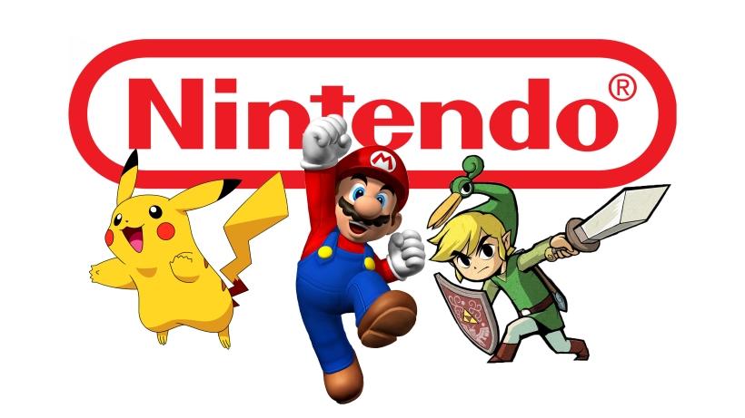 Pokemon Mario Zelda