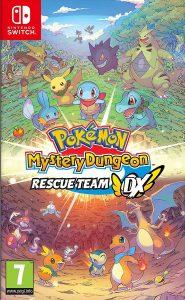 Pokemon Mystery Dungeon Rescue Team DX - Switch