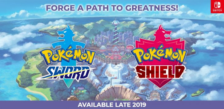 Nintendo Announce Pokemon Sword And Shield Wholesgame
