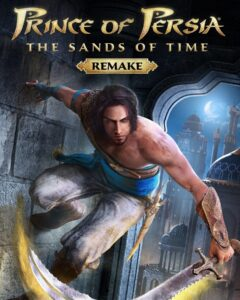Prince of Persia Remake delayed into 2022