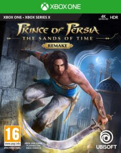 Prince of Persia The Sands of Time Remake - Xbox One