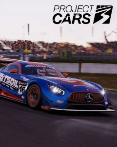 Project CARS 3 announced