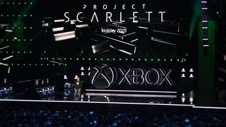 Project Scarlett Xbox - E3