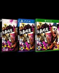 Bethesda announce Rage 2