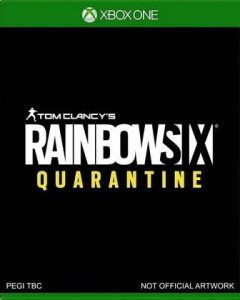 Rainbow Six Quarantine - Not Official Artwork - Xbox One